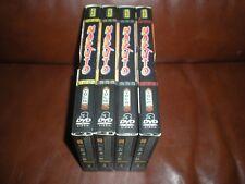 LOT 4 COFFRETS INTEGRALES 3 DVD N°14 A 17 MANGA NARUTO EPISODES 170 A 220