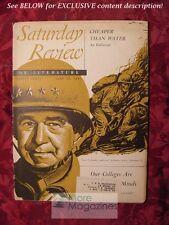 Saturday Review June 23 1951 OMAR BRADLEY ROBERT PICK MILLARD C. FAUGHT