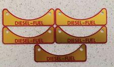 Land Rover Perentie/Defender Genuine Diesel Fuel Badge 502951