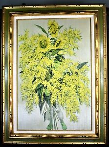 Charles Baskerville Jr Oil Paint Repro (On Canvas w/ Brush Stroke Texture)
