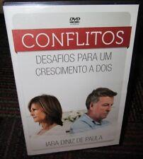CONFLITOS: DESAFIOS PARA UM CRESCIMENTO A DOIS DVD, IARA DINIZ DE PAULA,PORTUGUE