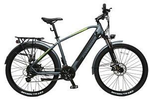 Powerider Force 12ah 250w Electric Bike Mountain, Commuter 24 Speeds Disk Brakes