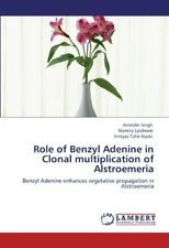 Role of Benzyl Adenine in Clonal multiplication, Singh, Arvinder,,