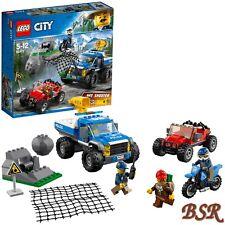 LEGO® City: 60172 Verfolgungsjagd auf Schotterpisten & 0.-€ Versand & NEU & OVP