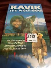 Kavik the Wolf Dog [VHS] by Ronny Cox, Linda Sorensen, new & sealed, ships fast!