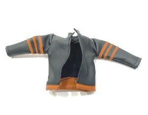 PB-WVJ-MV: 1/12 Biker Jacket for Marvel Legends Movie Wolverine (No Figure)