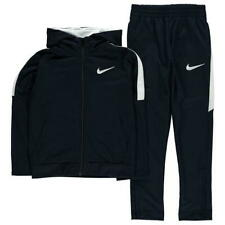 Nike Hooded Tracksuit Infant Boys Size 3 Years Ref C5544*