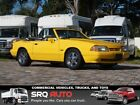 1993 Ford Mustang LX 5.0 Mustang LX 5.0 63682 Miles Canary Yellow LX 5.0 2dr Convertible 5.0LL 5.0L NA V8