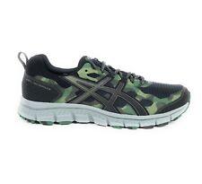 Asics Gel Scram 4 Men Green Camo Camouflage Black 10 Running Shoe 1011A045-002