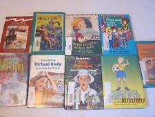 Lot of 9 3rd Grade AR books Owen Foote, Soccer Star, Money Man, Cody  jk190d