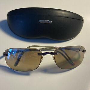 Silhouette Sonnenbrille SPX M 4048 /00 6089 (ca. 2002), Herren, Titan