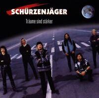 Schürzenjäger Träume sind stärker (1996) [CD]
