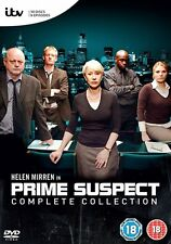Prime Suspect : Complete Collection - Box Set - Helen Mirren - New DVD