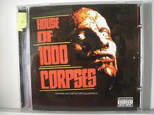 HOUSE OF 1000 CORPSES - 1  CD -  ARTISTI VARI - (HH36)