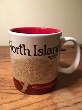 Starbucks North Island Mug -  Te Aka a Maui Rare / New