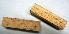 "Birch Masur (1 pc) Pen Blank Short 3/4""sq x 3"" - 1307"