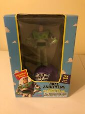 1995 VINTAGE TOY STORY BUZZ LIGHTYEAR ELECTRONIC TALKING BANK NEW! THINKWAY TOYS