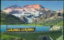 GR Bernina Hospiz - Bernina Bahn BB