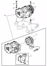 John Deere A/C Compressor TY6769, SE501466, SE503057