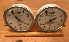 Vintage Sutton Coldfield Chess Clock, VGC, 1970s