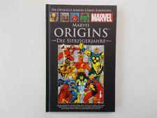 Die offizielle Comic-Sammlung Classic XVIII - Marvel Origins. Die Siebzigerjahre