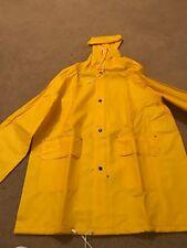 Adults Waterproof Rain Jacket & Womens Mens Ladies Rain Coat