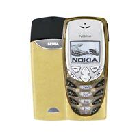 TELEFONO CELLULARE NOKIA 8310 YELLOW GIALLO GSM PICCOLO LEGGERO TOP QUALITY-