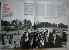 Rare pictures from the Selma march - Sunday Times Magazine – 1 February 2015