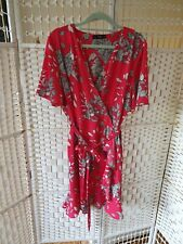 ladies size 16 floral dress by F&F