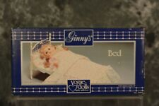 1984 Vintage Vogue Dolls Ginny Bed #74404 Furniture Nrfb W/ Free Shipping