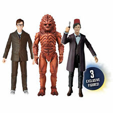Doctor Who 50th Anniversary Special Day of the Doctor 3 Figure Collector Set