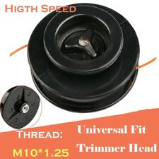 Universal High Speed Replacement Trimmer Head Strimmer 2 Line M10*1.25