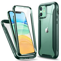 ESR Hybrid Armor 360 Case for Apple iPhone 11 Pine Green