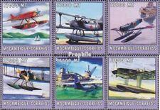 Mosambik 2572-2577 postfris MNH 2002 Wereld van Marine