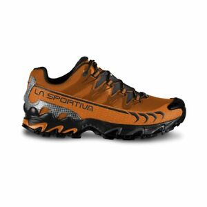 La Sportiva Ultra Raptor gtx scarpa uomo trail running arancione maple black