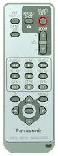 Panasonic HDC-SD9GC-S Genuine Original Remote Control