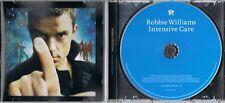 Robbie Williams - Intensive Care - CD Album - ADVERTISING SPACE