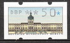 Berlino 1987 automarten-marchio libero 50er post freschi LUSSO!!! (a132)