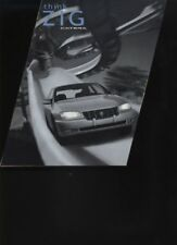 1999 Cadillac Catera and Sport Mailer Sales Brochure