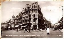 Hull. Saville Street & King Edward Street (17) # G.1627 by Valentine's.
