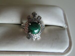 CAROLYN POLLACK STERLING SILVER TURTLE RING SIZE 6