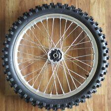 NEW Honda CRF450R Front Wheel & Tire CRF250R CRF450RX OEM - 11 12 13 14 15 16 17
