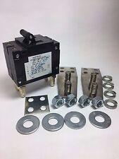 AM1P-Z2-3W, 470-319-10, 747-148-20-000 150 Amp Double Pole, Black Handle, 2 Pins