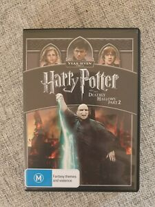 Harry Potter and the Deathly Hallows: Part 2 DVD AS NEW EXCELLENT CONDITION