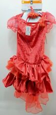 Halloween Costume Youth Red Devil Costume Size S