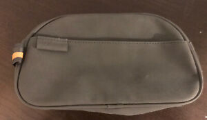 No 7 Grey Toiletry Bag