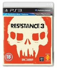 Resistance The Trilogy Game PlayStation 3 Ps3 Boxed & Complete 2 Games Still