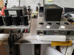 Cary Audio SLM-100 Monoblock Power Amplifier - KT88 Tubes (Excellent Condition)
