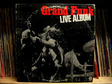 Grand Funk Railroad / Live Album - Classic Rock Vinyl - 1970 OG Pressing