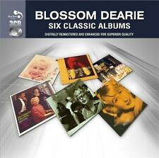 BLOSSOM DEARIE - SIX CLASSIC ALBUMS NEW CD